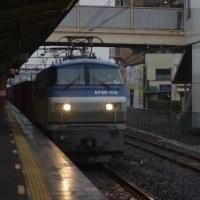 EF66-109号機@吹上駅