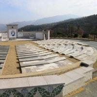 韓国大統領亡父のお墓