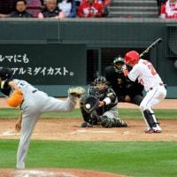 杉本大成、「今日は広島に勝たせる」という信念を貫いて…(1日・MAZDA Zoom-Zoom スタジアム広島)