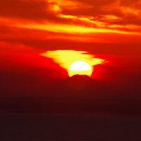 コートピア高洲自治会通信(平成28年10月18日)千葉の浜でのダイヤモンド富士(追記)