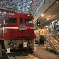 Electric Locomotive#57
