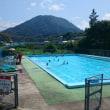夏休み初日のプール開放