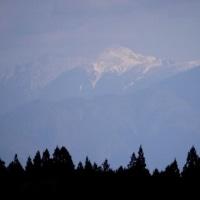 南アルプス 南部の山