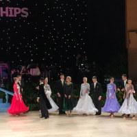 UK2017 プロスタンダード決勝メンバーパチリ