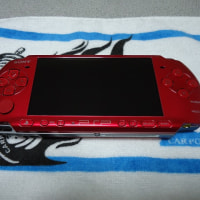 PSP3000 ラディアント・レッド
