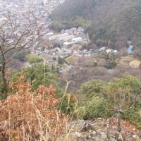 鷹巣山(282m)2月18日
