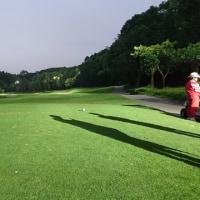 楽しみにしていたナイターゴルフ!!ぐだぐだもいいとこ。。。当分自粛します。