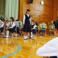 10/28 わくわくドレミ集会(ひいらぎウインドアンサンブル)
