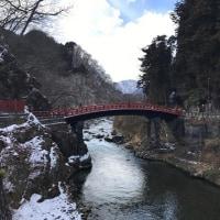 2514)下野ワンデイハイク 日光市(4景目 市役所と神橋)