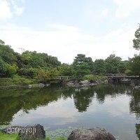 白鳥庭園-②