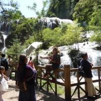 九寨溝景区 その6珍珠灘と瀑布