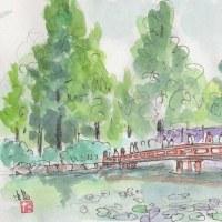 津島の天王川公園