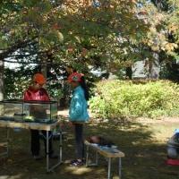 10月24日(月)、今季のくるみのお菓子、始めましたのfika.