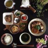 【楠田純子】さんの器を使った食卓(2)