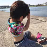 【3歳】稲田公園→多摩川