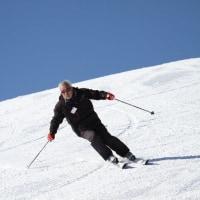 木曽のスキー場