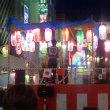 『第31回納涼盆踊り大会2017』が平成29年7月22(土)・23(日)日に開催中です@本JR八幡駅南口ロータリー広場