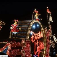 ミッキーのドリームライツ・トレイン   エレクトリカルパレード