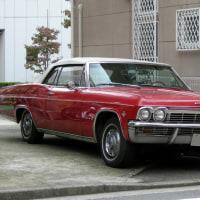 Chevrolet Impala Convertible 1965��1965ǯ���Υ��ܥ졼 ����ѥ� ����С����֥�
