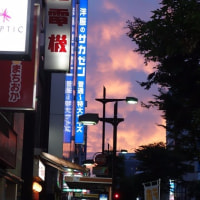 6月25日(日) 雨のち晴れ