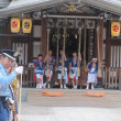 7月21日(金)・地元 三社祭り
