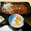 ご飯・味噌汁がお代わり自由なお得なランチ!