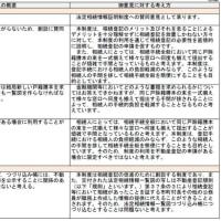 不動産登記規則の一部改正(案)に関する意見募集の結果について(法定相続情報証明制度)