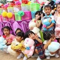 タイの子供の日は素晴らしいけど事故も ・・・