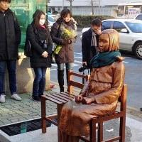 在日本大韓民国民団の呉公太(オ・ゴンテ)団長、韓国 釜山の少女像について「撤去すべきだというのが、私たち在日同胞の、共通した切実な思いだ!」と宣言。