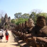 カンボジア紀行 2006年 アンコールワットトレンサップ湖