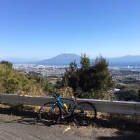 レベル☆お出かけ「昔の共通一次試験の日を思い出すなぁ、なサイクリング」
