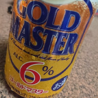 GOLD MASTERで祝杯