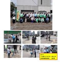 松原市で交通事故死ゼロを目指す日街頭キャンペーン!