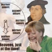 混乱を無視して進むドイツ流