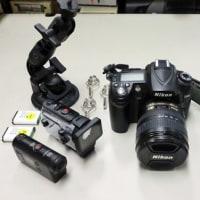 7月2日 『撮影 & 練習イベント』 用、カメラ機材 、勢揃い