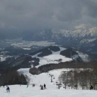 スキージャム勝山から無事帰阪。。