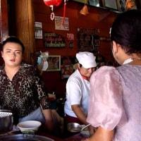 アンパワーのカトゥーイの麺食堂に入った