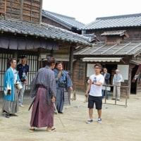 東映太秦映画村に行ってみました。