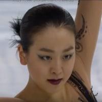 【動画】浅田真央選手 スケート・アメリカ SP