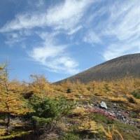 カラマツ輝く浅間山外輪山 #2