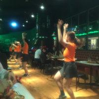 話題の素手で蟹!『ダンシングクラブ大阪』に行って来ました!