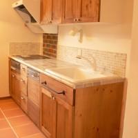 NEW オリジナルキッチン