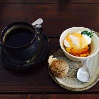 蕎麦と、コーヒーと。忠兵衛