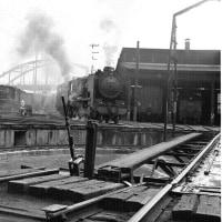私の昭和鉄道遺産 その9  直方機関区