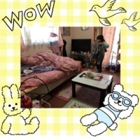 お部屋公開(^・∞・^)ヾ