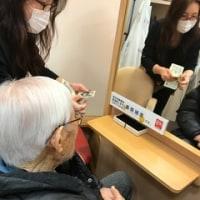 蕎麦処ないとう 103歳理髪