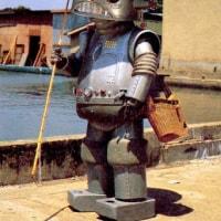 ロボット vs 人間  にはならない