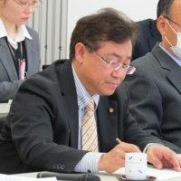 平成29年熱海市議会2月定例会中の総務福祉教育委員会へ。
