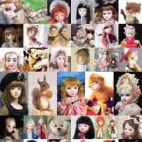 明日は一箱人形市「ドールワールド・リミテッド」出店!