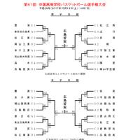 [大会結果]第61回中国高校選手権大会 慶進準V!